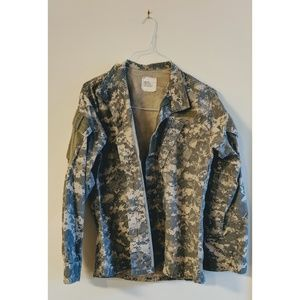 Authentic army jacket size S